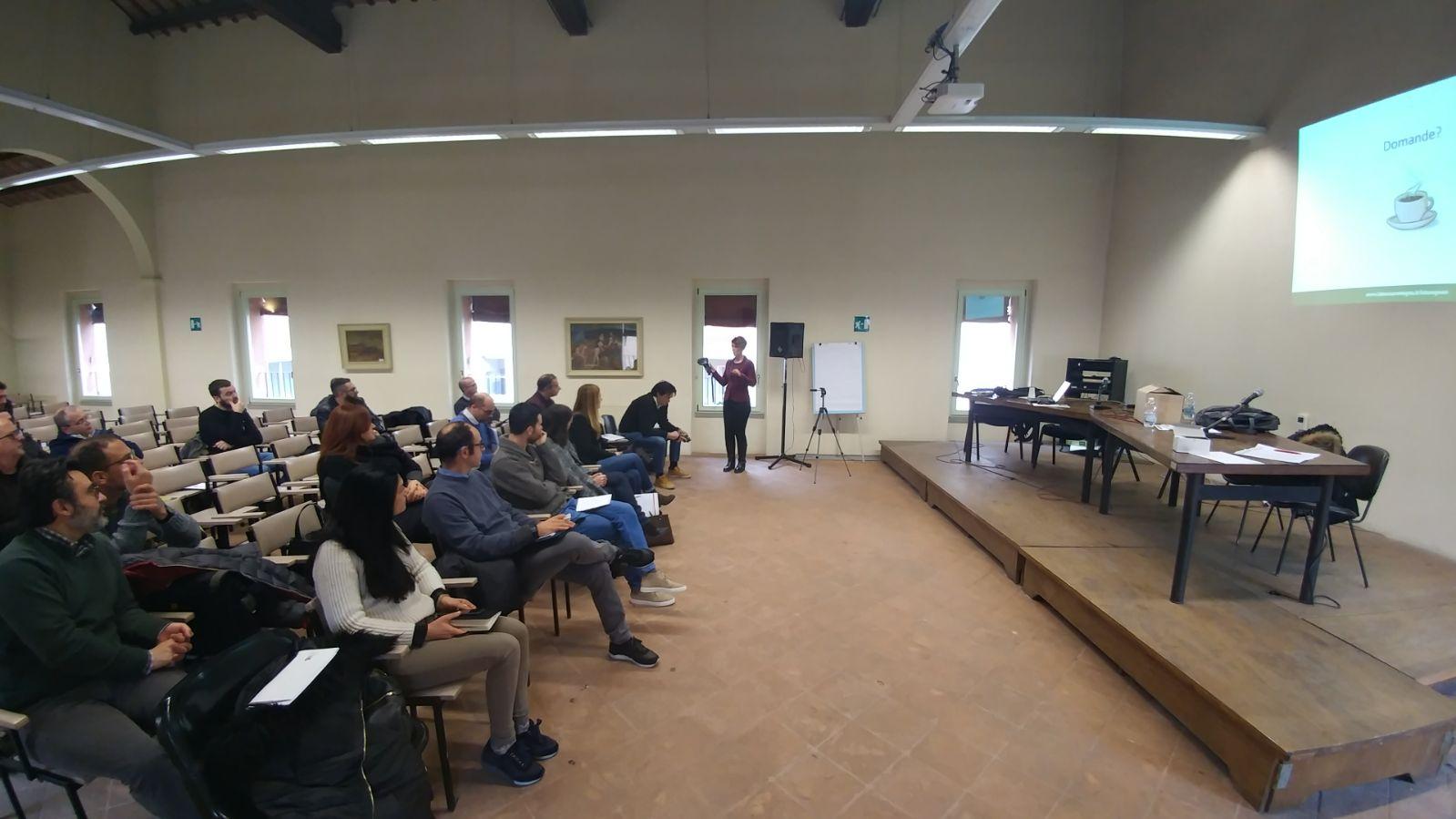 Progetto Formazione con il Collegio Geometri di Ravenna