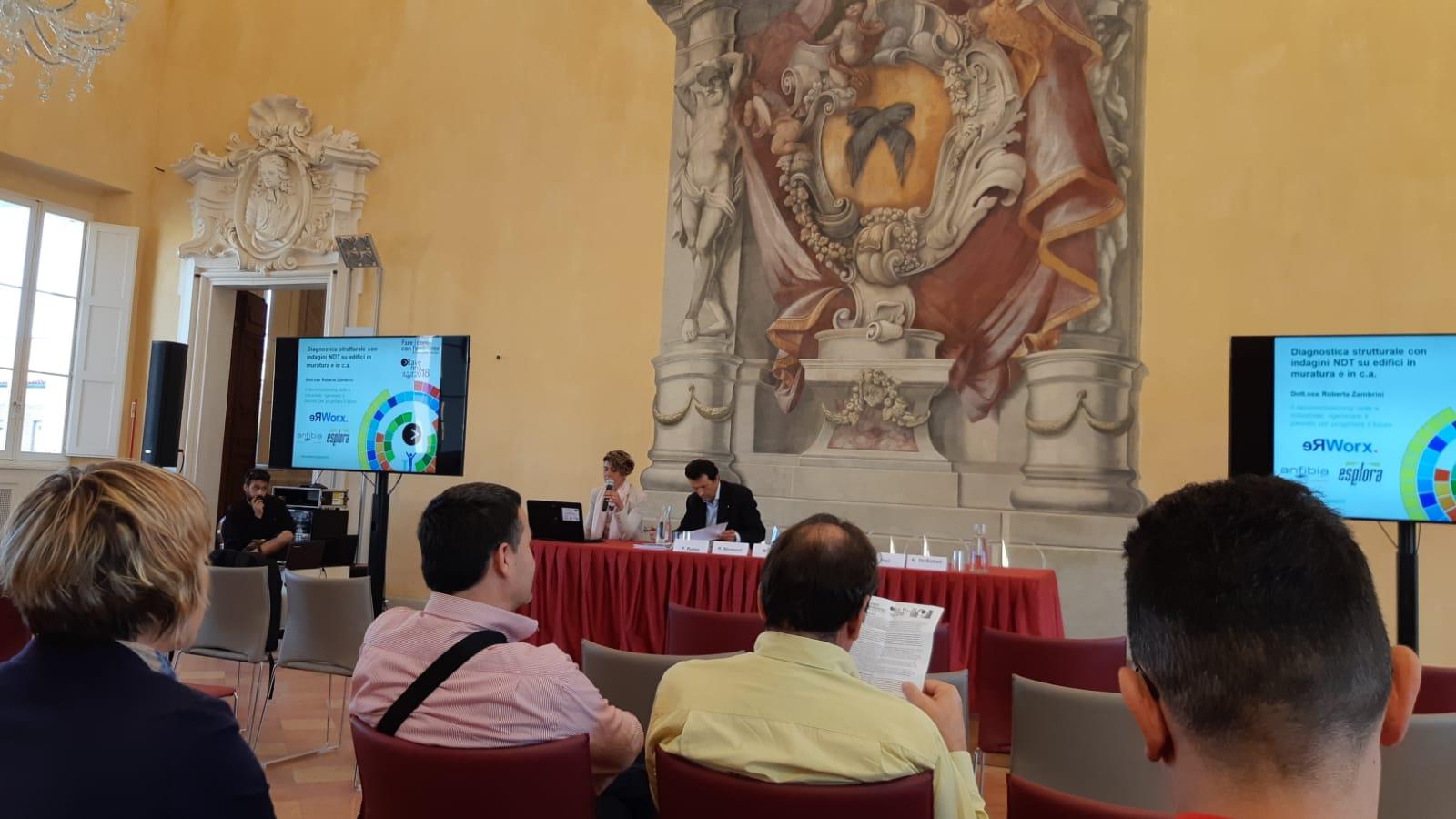 LAB&LAB2018 FARE I CONTI CON L'AMBIENTE- Il decommissioning civile e industriale: rigenerare il passato per progettare il futuro